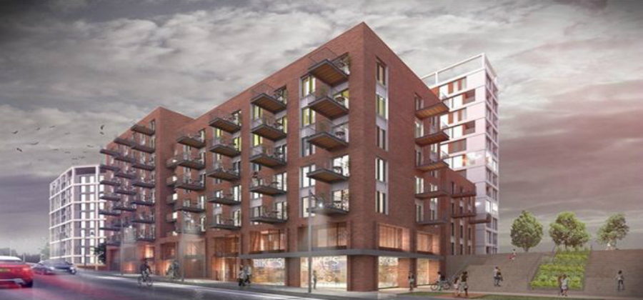 GALLIFORD TRY SIGNS £380M HOUSING DEAL IN LONDON