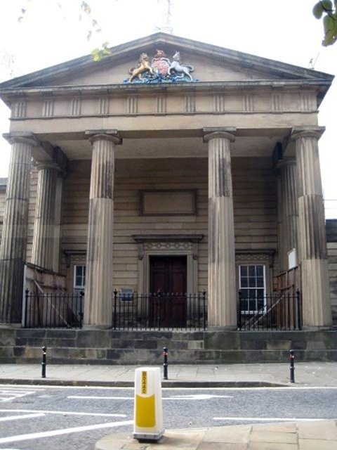 ARCHITECT WANTED FOR WAKEFIELD CROWN COURT RESTORATION