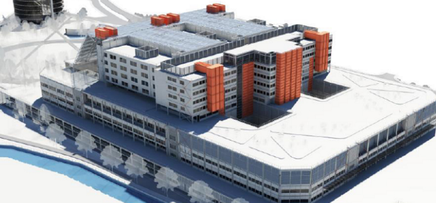 CARILLION WINS £440M BIRMINGHAM HOSPITAL CONTRACT