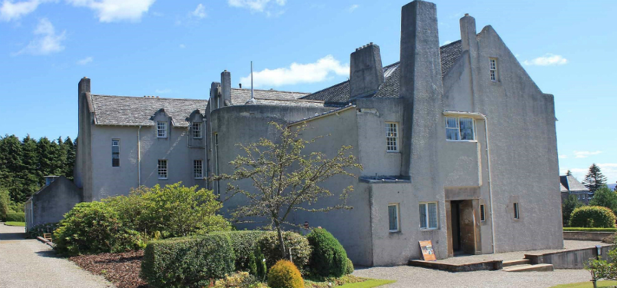 ARCHITECT SOUGHT FOR HILL HOUSE VISITOR CENTRE