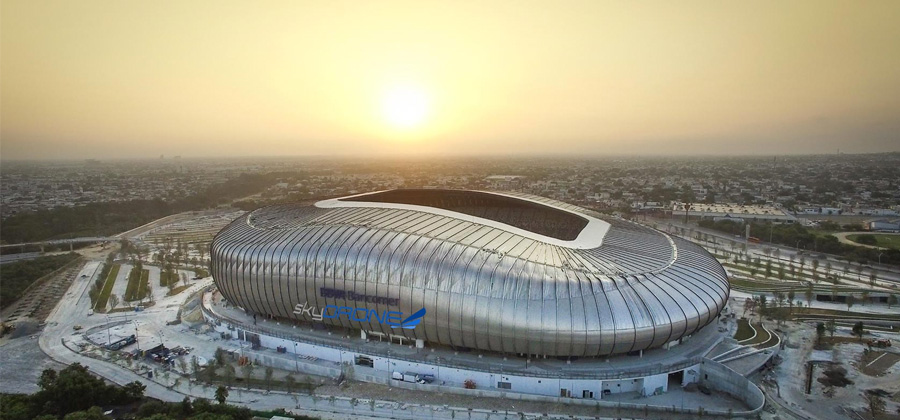 The World's Most Beautiful Sports Arena